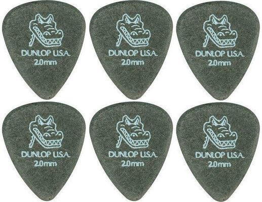 Dunlop 417R 2.00 Gator Grip Standard 6 Pack
