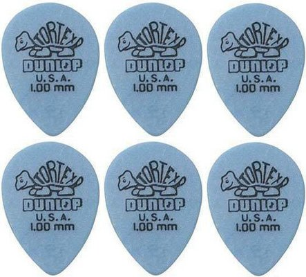 Dunlop 423R 1.00 Small Tear Drop 6 Pack