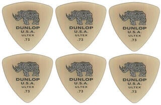 Dunlop 426R 0.73 Ultex Triangle 6 Pack