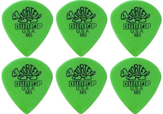 Dunlop 472R M3 Tortex Jazz 6 Pack