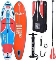 SKIFFO Sun Cruise 10' Light Blue/Red