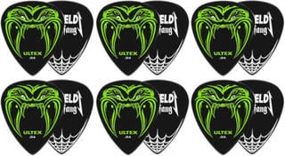 Dunlop PH 112R 94 James Hetfield Black Fang Ultex 0.94 mm 6 Pack