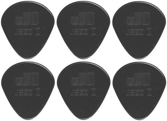 Dunlop 47RS 1.10 Nylon Jazz 6 Pack