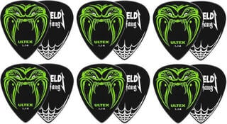Dunlop PH 112R 1.14 James Hetfield Black Fang Ultex 1.14 mm 6 Pack