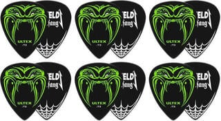 Dunlop PH 112R 73 James Hetfield Black Fang Ultex 0.73 mm 6 Pack