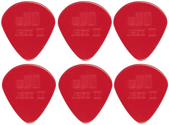 Dunlop 47RN 1.18 Nylon Jazz 6 Pack