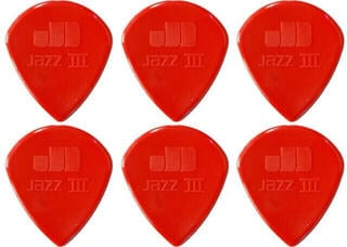 Dunlop 47RN 1.38 Nylon Jazz 6 Pack