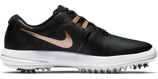 Nike Air Zoom Victory Womens Golf Shoes Black/Grey/Platinum/Bronze