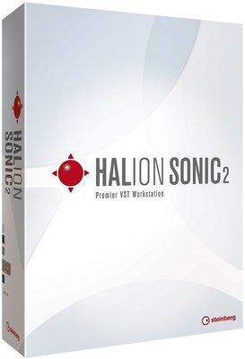 Steinberg Halion Sonic 2 EDU