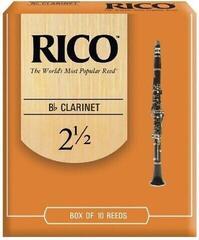 Rico 2.5 Stroik do klarnetu