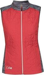 Nivo Kendal Womens Vest Red XS