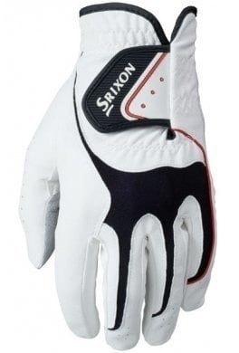Srixon All Weather Mens Golf Glove White LH ML