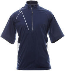 Sunice Sullivan Zephal Short Sleeve Waterproof Jacket Navy