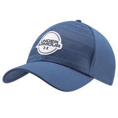 Under Armour Men's Golf Storm Stretch Fit Cap Petrol Blue L/XL