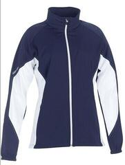 Galvin Green Blaise Windstopper Womens Jacket Midnight Blue/White L