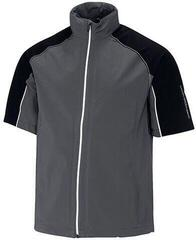 Galvin Green Arch Gore-Tex Short Sleeve Mens Jacket Iron Grey/Black/White