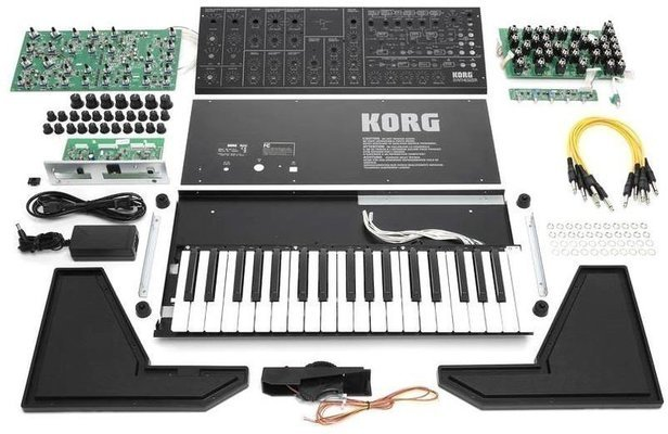 Korg MS-20 DIY Kit