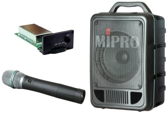 MiPro MA705 Portable PA system set