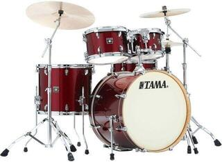 Tama CK52KR Superstar Maple Dark Red Sparkle