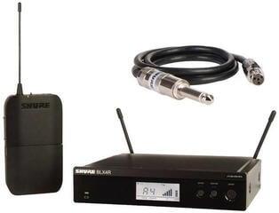 Shure BLX14RE H8E: 518-542 MHz