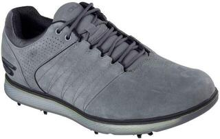 Skechers GO GOLF Pro 2 LX Mens Golf Shoes Charcoal/Black 42