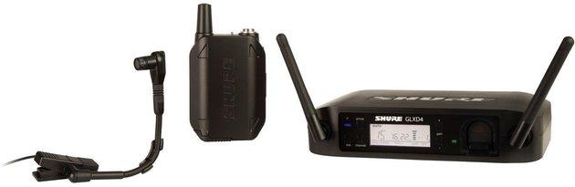 Shure GLXD14E/B98 Wireless System