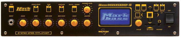 Markbass Bass Multiamp Stereo