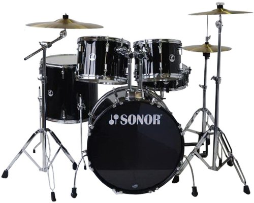 Sonor Freshman Stage 1 Black