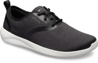 Crocs Men's Lite Ride Mesh Lace Black/White