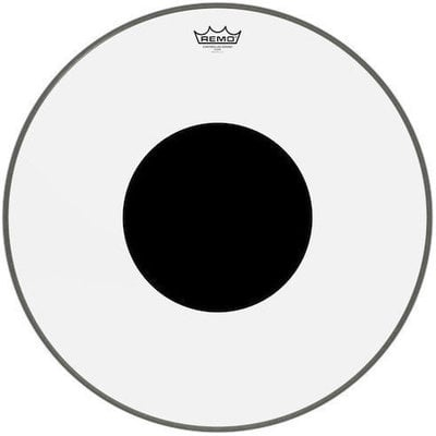 Remo Controlled Sound Clear 22''
