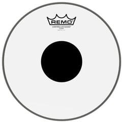 """Remo Controlled Sound Clear Black Dot 10"""" Drum Head"""