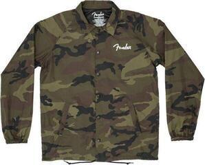 Fender Camo Coaches Jacket Black