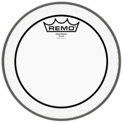 Remo Pinstripe Clear 8''