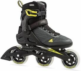 Rollerblade Macroblade 100 3WD Charcoal/Yellow