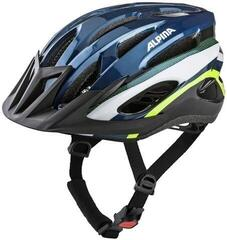 Alpina MTB 17 Dark Blue/Neon