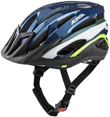 Alpina Helmet MTB 17 Dark Blue/Neon 58-61