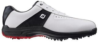 Footjoy GreenJoys Férfi Golf Cipők White/Black US 8