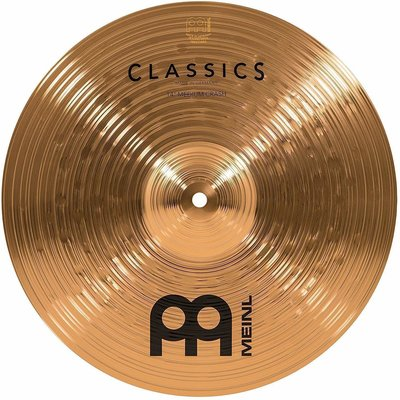 "Meinl Classics 14"" Medium Crash"