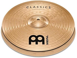 "Meinl Classics 14"" Medium Hi-Hat"