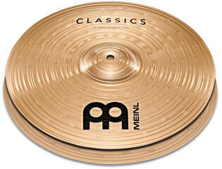 """Meinl Classics 14""""/Hi-Hat/Hi-Hat-Medie-Traditional"""