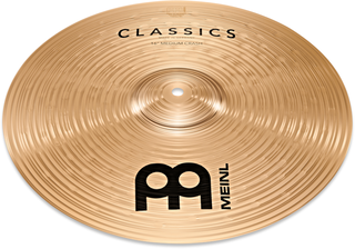 "Meinl Classics 18"" Medium Crash"