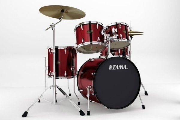 Tama IP50H4 ImperialStar Vintage Red