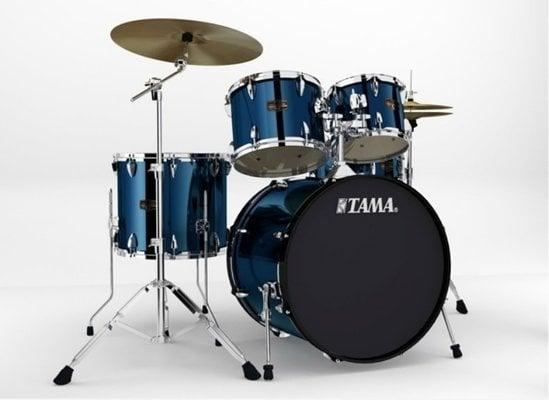 Tama IP52KH4 ImperialStar Midnight Blue