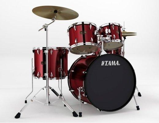 Tama IP52KH4 ImperialStar Vintage Red