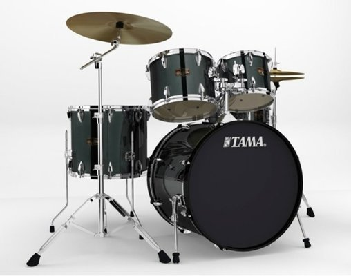 Tama IP52KH4 ImperialStar Black