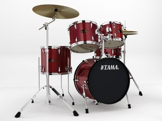 Tama IP58H4 ImperialStar Candy Apple Mist