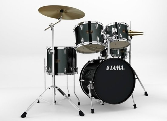 Tama IP58H4 ImperialStar Black