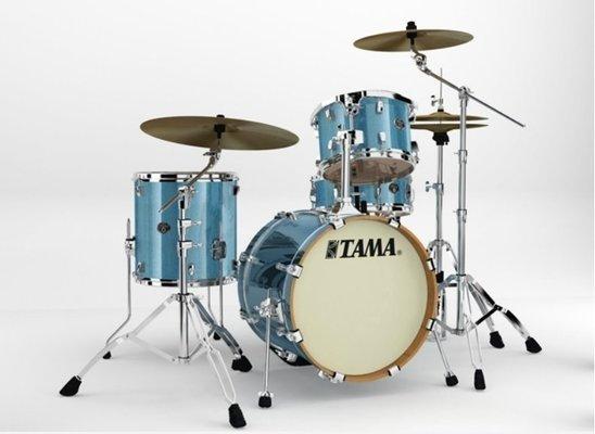 Tama VD48S Silverstar Sky Blue Sparkle