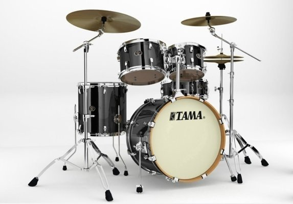 Tama VD50R Silverstar Brushed Charcoal Black