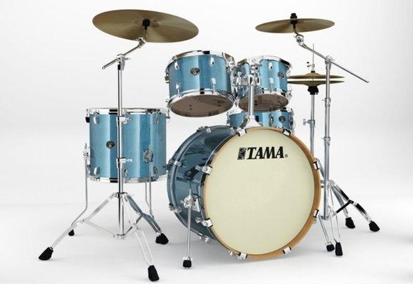 Tama VD52KRS Silverstar Sky Blue Sparkle